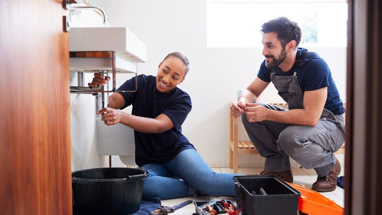 Costs of apartment flooding when property managers have to repair apartment leaks